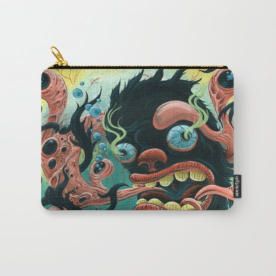 Guardian of the Bubble Pipes of Creation Carry-All Pouch