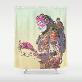 B.E.L.E Shower Curtain