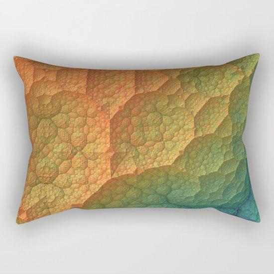 Amazing Terrain Rectangular Pillow