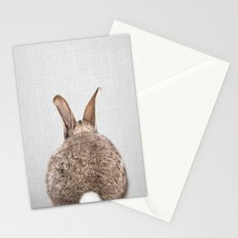 Rabbit Tail - Colorful Stationery Cards