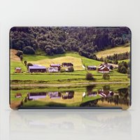 norway iPad Cases featuring Norway Reflections by Giulia Photos