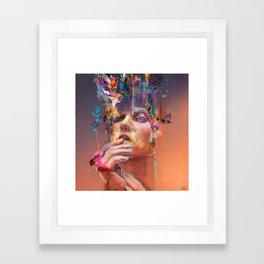 Analog Dream Framed Art Print