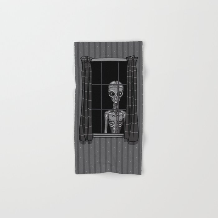 The Visitor Hand & Bath Towel