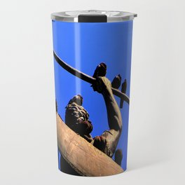 Mane-iacally Sedate Travel Mug