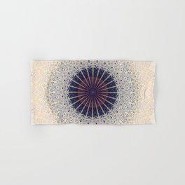 Mandala Drawing design Hand & Bath Towel