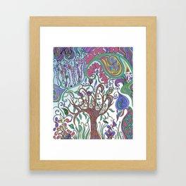 Life Is... Framed Art Print