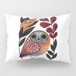 Ground Owl Pillow Sham
