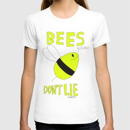 Bees Don't Lie - Jupiter Ascending T-shirt