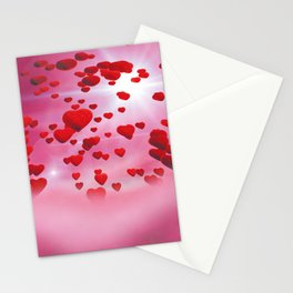 Sky is full of love Stationery Cards