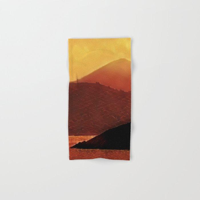 Gold Coast Hand & Bath Towel