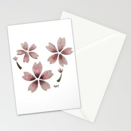 Spring Sakura 2018 Stationery Cards