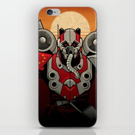 Turbine Panda - CrowdStrike Adversary iPhone Skin