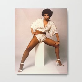 Ƭ GӨƬ M'Ƨ | Mildred Virginia Millie Jackson - Shop Society6 Online Vintage Photography 776 Metal Print