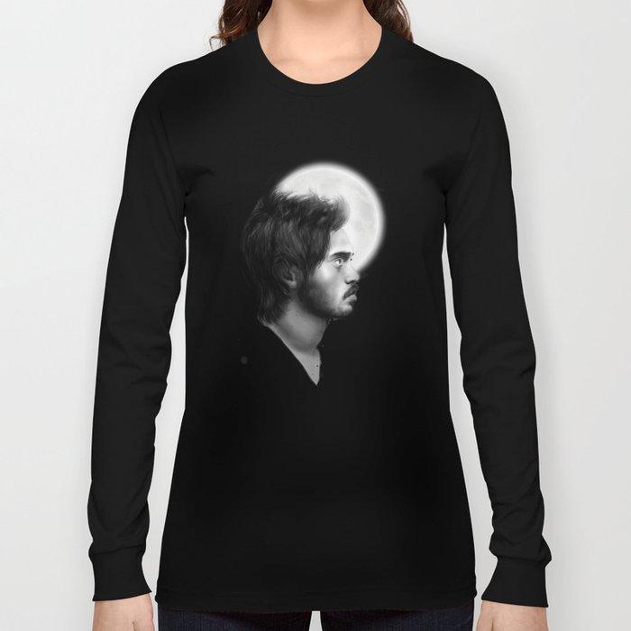 The Moon Child Long Sleeve T-shirt