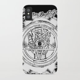 SDS | Esoteric hand iPhone Case