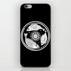 Magic Fish I iPhone & iPod Skin