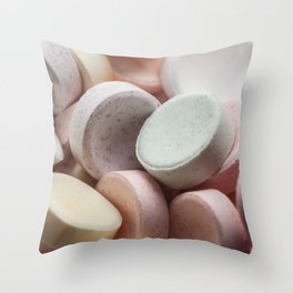 Smarties / Rockets 01 Throw Pillow