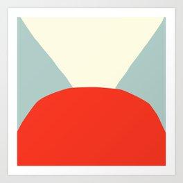Deyoung Modern Art Print