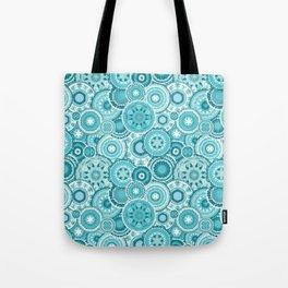 Moroccan vector pattern Tote Bag