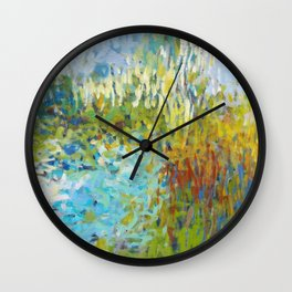Days Like This Wall Clock
