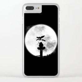 The Sacrifice Clear iPhone Case