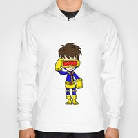 cyclops Hoodies featuring CYCLOPS by Space Bat designs