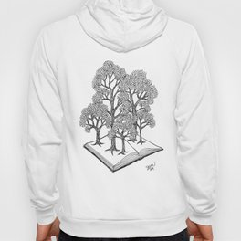 Book Forest Hoody