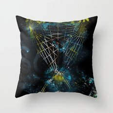 A World of Inspiration Throw Pillow