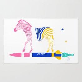 Zebra Rock It 14B Rug