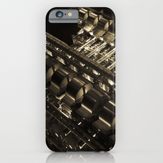 Gold Lloyds iPhone & iPod Case