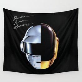 Daft Punk - Random Access Memories Wall Tapestry