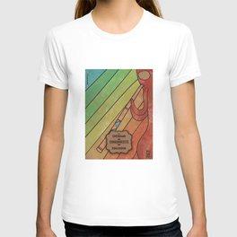 CIORIØOUITTI From LinebOo0O (Didgeridoo) T-shirt