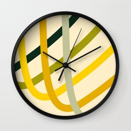 Linea 07B Wall Clock
