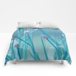 Allium turquoise 95 Comforters