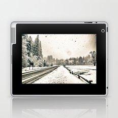 Yosemite Snowy Meadow Laptop & iPad Skin