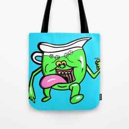 Ecto Kool-Aid Man Tote Bag