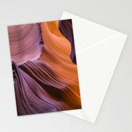 Antelope Canyon Morning Light 3-9-15  Stationery Cards