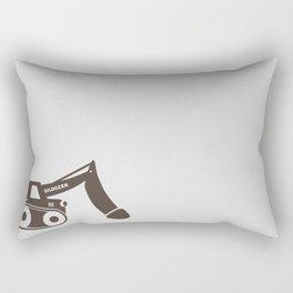 Dildozer Rectangular Pillow