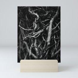 branches Mini Art Print