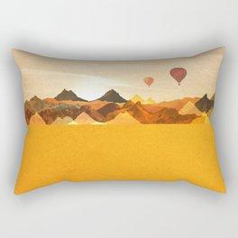 The Boonies Rectangular Pillow