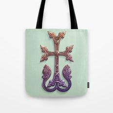 Celtic Cross II Tote Bag