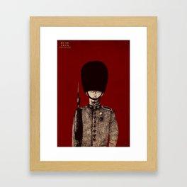 Bearskin Framed Art Print