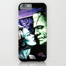 Bride of Frankenstein Monsters in Love Slim Case iPhone 6