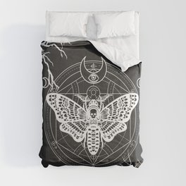Witch Craft White Comforters