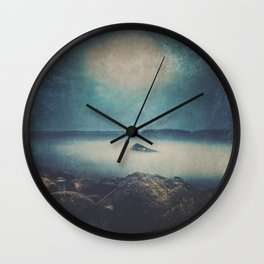 Dark Square Vol. 5 Wall Clock