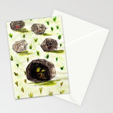 I Stuck in the Stone!!! Stationery Cards