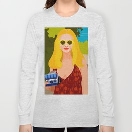 Roller Girl Long Sleeve T-shirt
