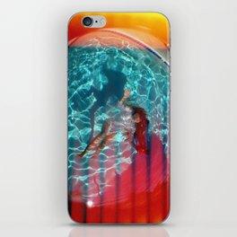 Floatation iPhone Skin