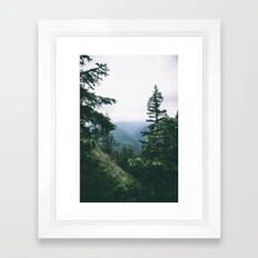 Oregon II Framed Art Print