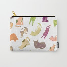 Cats - Fall Carry-All Pouch